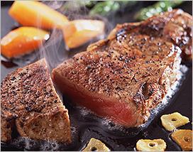 精肉専門店 つの田」 国内産牛肉 ステーキ用(サーロイン) 540g(3枚)セット
