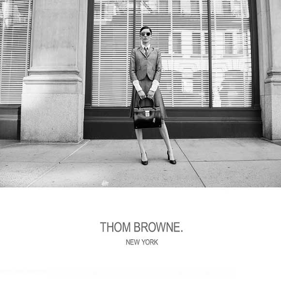 THOM BROWNE. NEW YORK