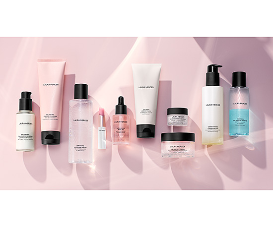 THE COLLECTION OF SKIN ESSENTIALS