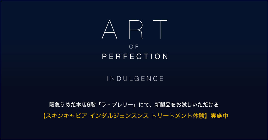 ART OF INDULGENCE