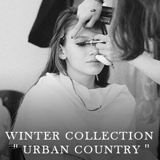 WINTER COLLECTION -URBAN COUNTRY-