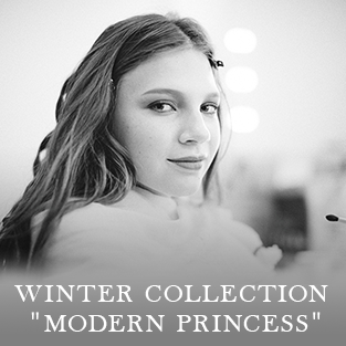WINTER COLLECTION -MODERN PRINCESS-