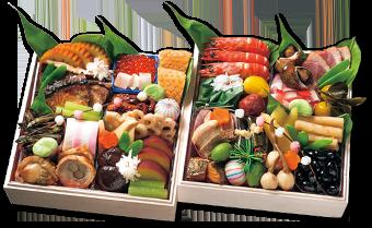 金沢 加賀百万石の料亭・名店のおせち