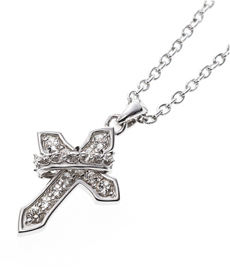 COMPASSION CROSS Necklace