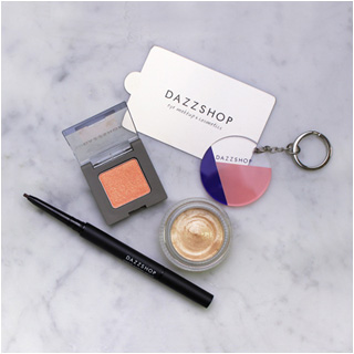 DAZZSHOP Hankyu beauty studio opening kit
