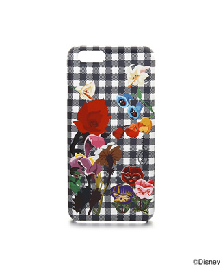 【HIGH CHEEKS】Garden Flower Check iPhone用ケース