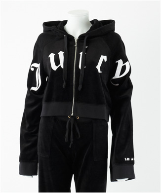 【JUICY COUTURE】クロップドジャケット