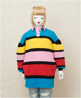 【LAZY OAF】end of the rainb