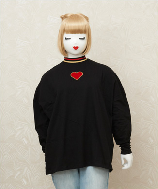 【LAZY OAF】golden hearted l