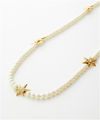 【ADER.bijoux】星2wayネックレス