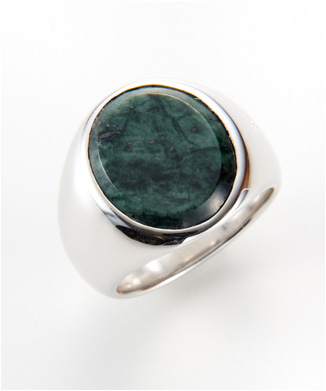 【TOMWOOD】THE OVAL GREEN MARBLE
