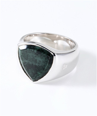【TOMWOOD】THE SHIELD GREEN MARBLE