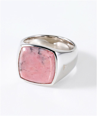 【TOMWOOD】THE CUSHION RHODONITE