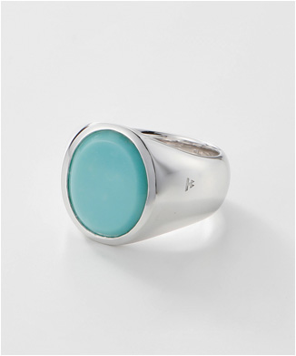 【TOMWOOD】Oval Turquois