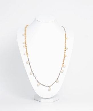 【ADER.bijoux】パールネックレス