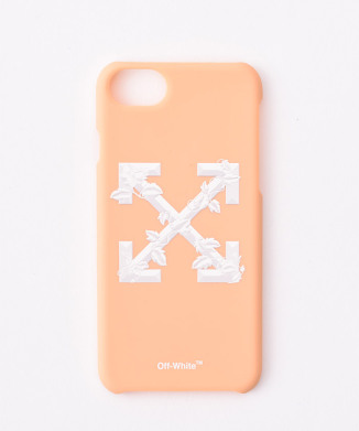 【OFF WHITE】リーフアロー for iphone 8