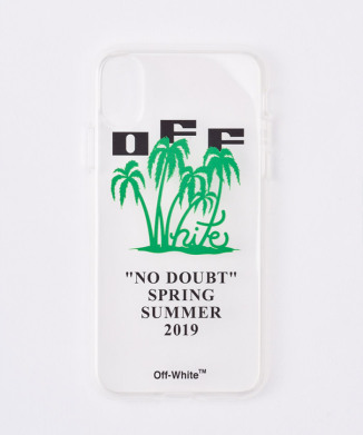 【OFF WHITE】アイランド for iphone X