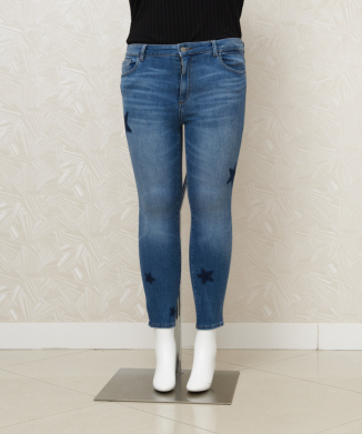 【CHUBBY CURVY】DL1961 Florence Crop Mid Rise Skinny