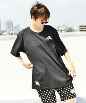 adidas×STINGRAY THE PACK ビッグTシャツ(B type)