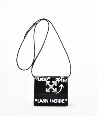 【OFF WHITE】CASHINSIDEバッグ