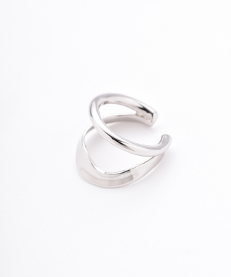 【MARIA BLACK】RipplesEarcuff