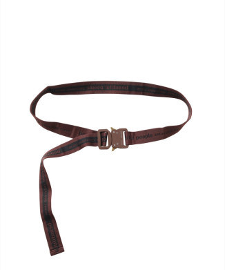 【beautiful people】bp logotapecobra backle belt