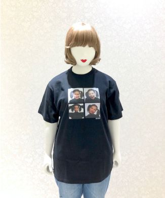 【little sunny bite】Photo print tee