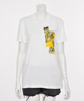 【OFF WHITE】WOMAN Tシャツ