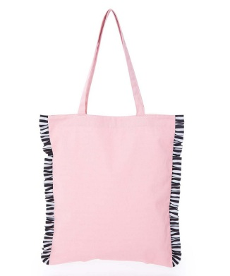 【先行販売】【BORDERS at BALCONY】DAILY COTTON BAG