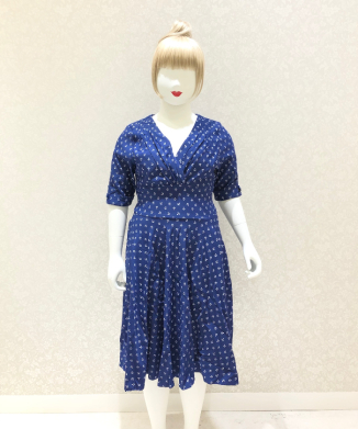 【Unique Vintage】Delores Ancho Dress