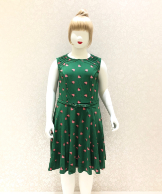 【Unique Vintage】Kacey Fit & Flare Dress
