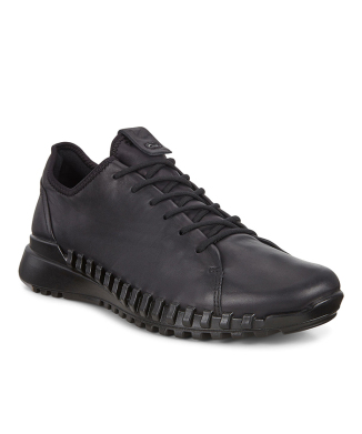 【ecco(ings)】ECCO ZIPFLEX MENS LOW LACE