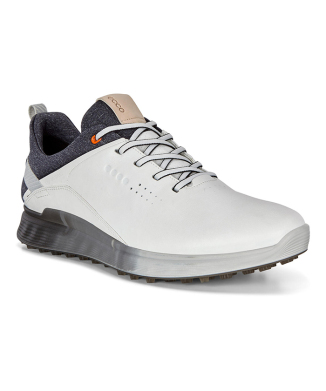 【ecco(ings)】ECCO MENS GOLF S-Three Golf Shoe