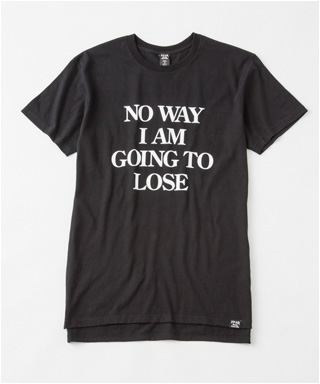 NO WAY / TEE 171FP-STM02S