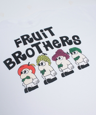 Tシャツ BROTHERS 2 0122-513HH2