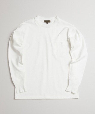 ナイジェル・ケーボン 40'S WORK CREW NECK LONG SLEEVE 80390020005