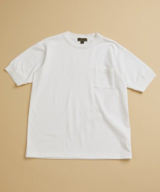 ナイジェル・ケーボン 40'S WORK CREW NECK SHORT SLEEVE 80400021000
