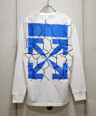 FENCE ARROW L/S TEE OMAS20-077