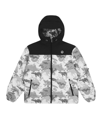 AAPE DOWN JACKET AAPDNM7378XXF