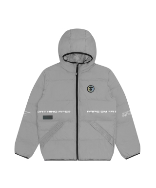 AAPE DOWN JACKET AAPDNM7373XXF