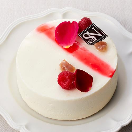 セイイチロウ ニシゾノのケーキ