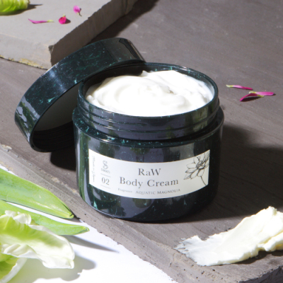 RaW Body Cream(Aquatic Magnolia)
