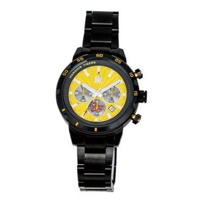 HANSHIN Tigers 85th Anniversary Watch(9ZR013HT02)ブラック