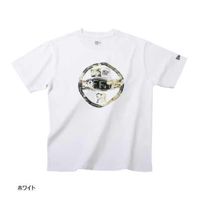 【NEWERA】COTTON TEE HANTIG BOTANICAL VS